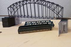 Brücken Stellprobe