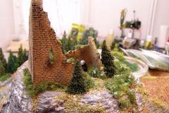 Ruinenmauern, wie lange halten die wohl noch?