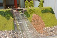 Modul 42, Rheinbähnle auf dem Damm