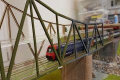 Modul 42, Gestaltung, Prototyp Stahlbrücke