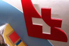 Schweizer Kreuz - das rote Kreuz