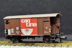 SBB, gedeckter Güterwagen K2, Caotina