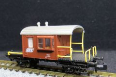 BLS, Sputnik (Güterzugbegleitwagen)