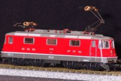 SBB, Re 4/4, rot