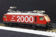 SBB, Re 4/4 IV, Bahn 2000