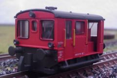 SBB, Tm II, rot