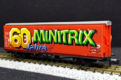 DB, Hbis-tt 293, 60 Jahre MINITRIX