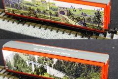 """DB, Hbis-tt 293, """"175 Jahre Württembergische Eisenbahn"""" """"200. Geburtstag Robert Gerwig"""""""