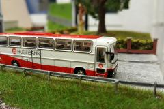 ein Bus der Hamburger Hochbahn